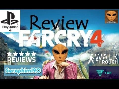 Far Cry 4 Game demo Review on PlayStation 4 by Seraphim190
