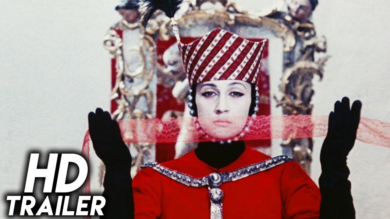 The Colour Of Pomegranates (1969) ORIGINAL TRAILER [HD 1080p]