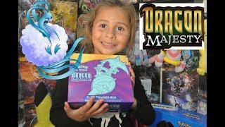 Pokemon DRAGON MAJESTY ELITE TRAINER BOX OPENING! Seeing double?!?