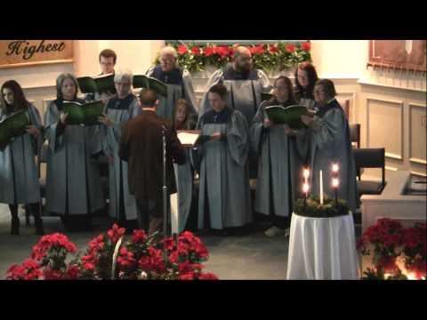 2015 Christmas Cantata - Repeat The Sounding Joy