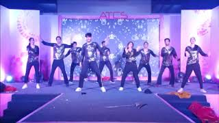ATCS 2K17 Best Dance Performance -BollyHop | Lyrical hiphop | Salsa | Bollywood  Dance