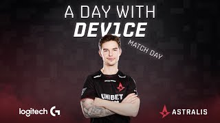 A Day In The Life of dev1ce | Game Day