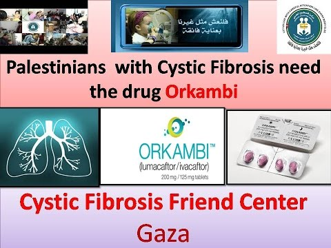 Cystic Fibrosis Friend Center Gaza