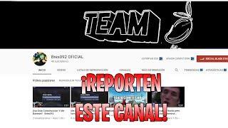 AYÚDENME A REPORTAR ESTE CANAL! -  Tengo un impostor