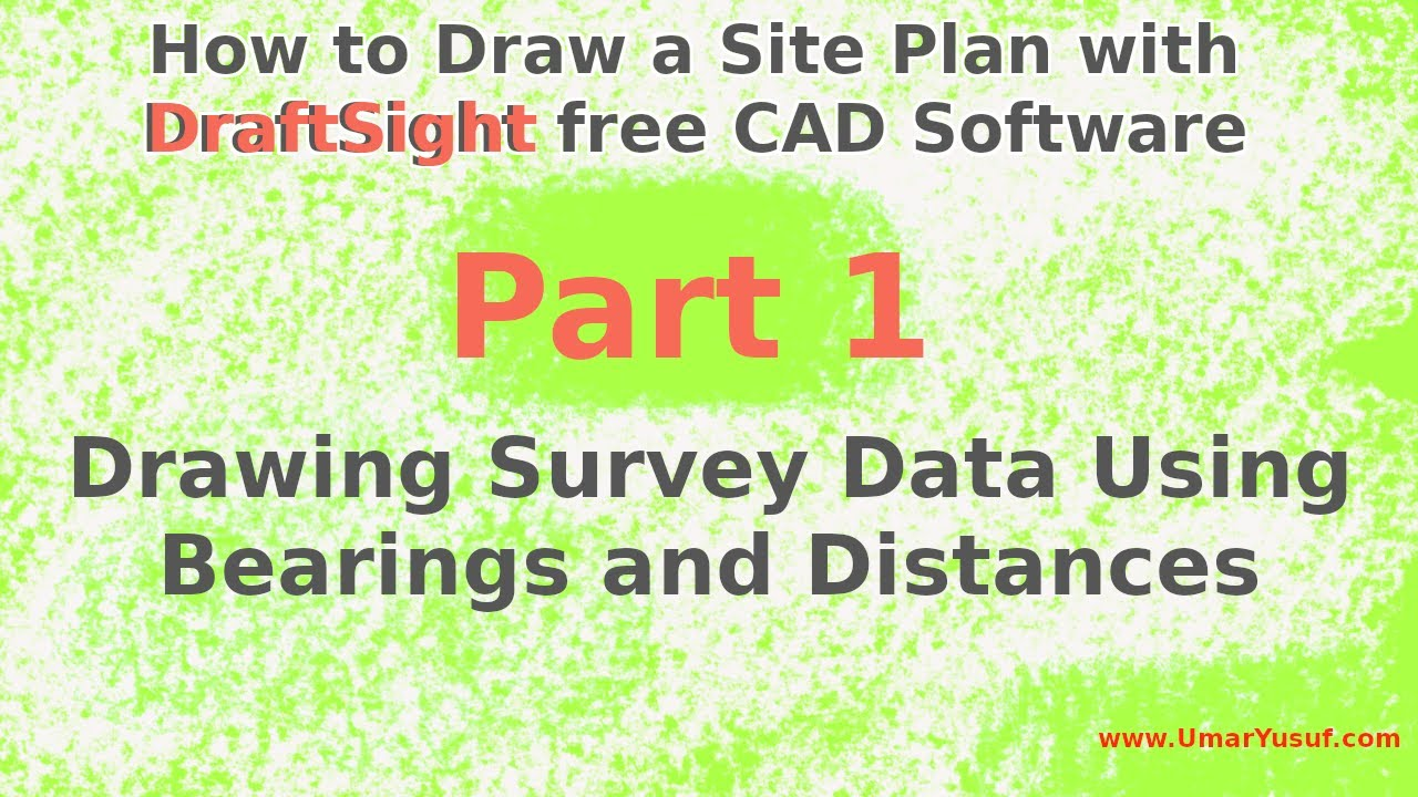 Geospatial Solutions Expert: Drawing Site Plan with