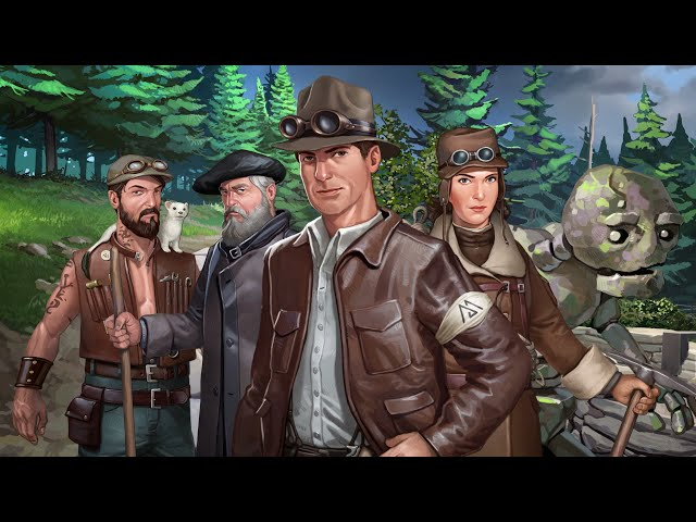 Explor Games® La Renaissance de l'Aquaroche