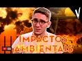 IMPACTOS AMBIENTAIS | QUÍMICA E BIOLOGIA ENVOLVIDAS