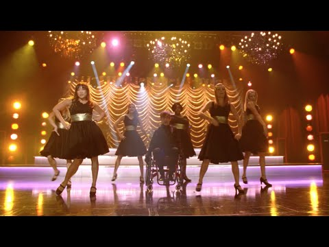 GLEE - Gangnam Style (Full Performance) HD