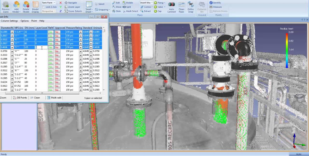 Plant Modeling Capabilities | ClearEdge3D