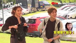 【甜蜜暴击】花絮:鹿晗捡到钱笑得像个孩子!| Sweet Combat - Luhan Behind the Scenes