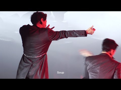 180811 The EℓyXion [dot] In Macau - 내가 미쳐 (Going Crazy) 찬열 CHANYEOL