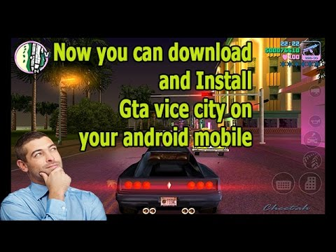 gta vice city  full version for mobile