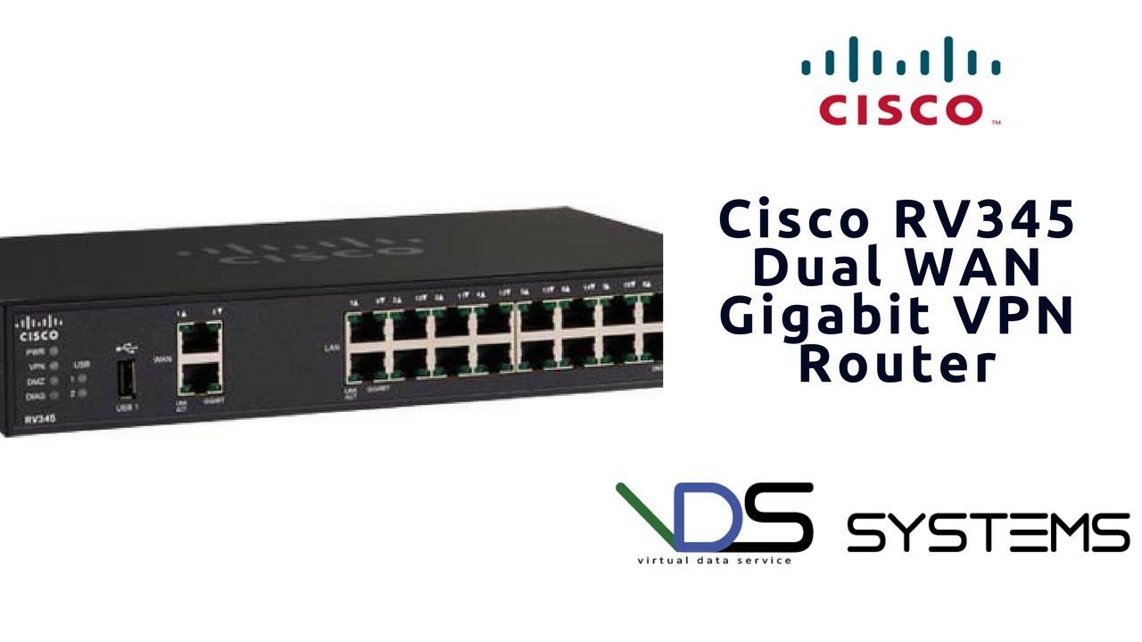 Cisco RV345 review