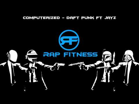 Daft Punk ft Jay Z - Computerized 2014