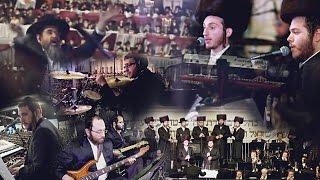 Freilach, Mona, Shira, Falkowitz & Lemmer - Hayom מונה וסולני מקהלת שירה ופריילך - היום