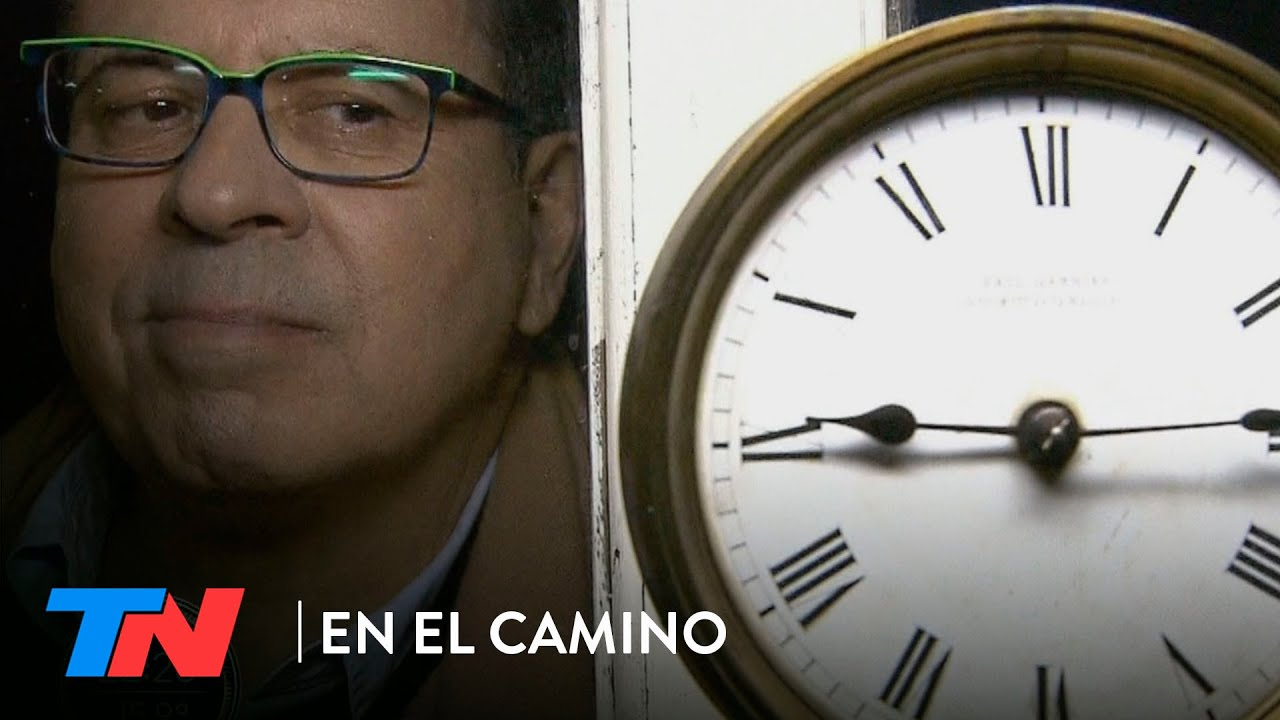 Los relojes de Buenos Aires   EN EL CAMINO