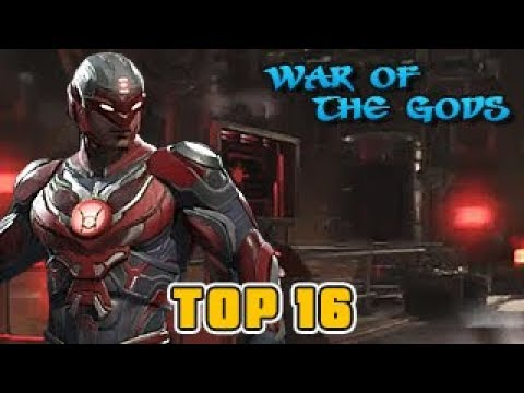 Injustice 2 | Tournament | S01W08 | TOP 16 (SonicFox, HoneyBee, Biohazard + more)