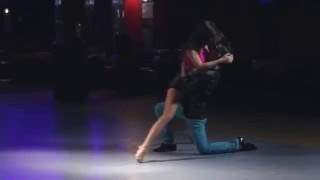 Axel Antezana y Daia Arlettaz | Disparo al corazón Bachata