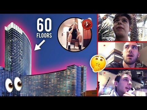THE BIGGEST GAME OF HIDE & SEEK EVER (5 STAR HOTEL)