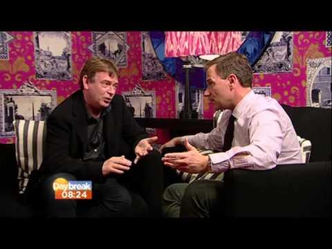 Jacqueline Jossa, Ben Hardy, Adam Woodyatt    Daybreak Interview    18th April 2014