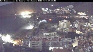 Preview of stream San Sebastian de La Gomera, Tenerife, Spain