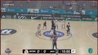 U16M - Final Cpto.España REAL MADRID vs JOVENTUT BADALONA. Cadete masc FEB-San Fernando (Cádiz) 2021