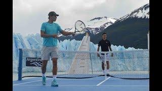 Quand les stars du tennis s'amusent (Djokovic, Nadal, Federer etc...)