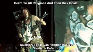 Destruction - The Butcher Strikes Back [Lyrics Y Subtitulado Al Español]