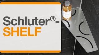 Introducing Schluter®-SHELF
