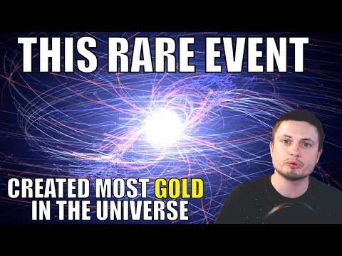 Most Gold In The Universe Was Created By Collapsars, But What Is It?