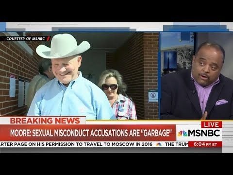 Roy Moore Accused Of Sexual Assault, Will He Be Forced To Drop Out Of The Senate Race?