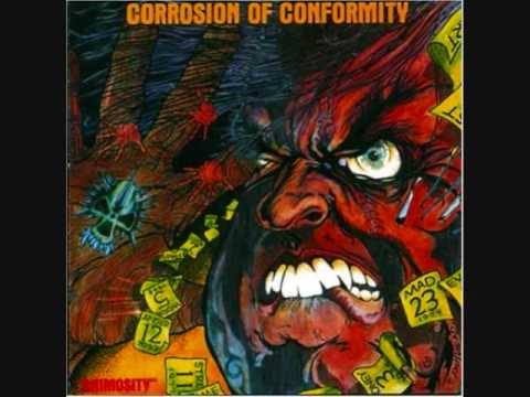 Corrosion of Conformity - Kiss of death