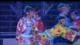 10 nin dancing natsu matsuri live