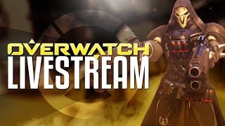 THE LATE NIGHT OVERWATCH PARTY