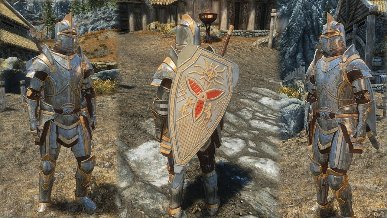Imperial Knight Armor Skyrim