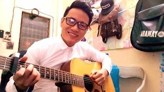 Thì Thầm Mùa Xuân Guitar Cover [Acoustic Cường Gt]