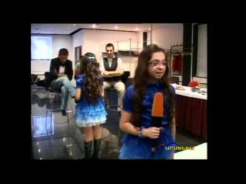 Lidushik - New Wave Junior 2011-Armenia