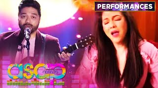 Regine Velasquez-Alcasid and Nyoy Volante's new kind of collab | ASAP Natin 'To