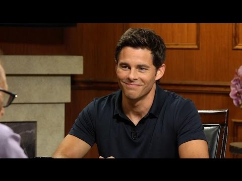 If You Only Knew: James Marsden  Larry King Now  Ora.TV