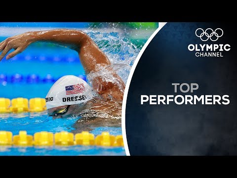 Secrets to breaking a Michael Phelps record - Caeleb Dressel | Top Performers