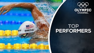 Secrets to breaking a Michael Phelps record - Caeleb Dressel   Top Performers