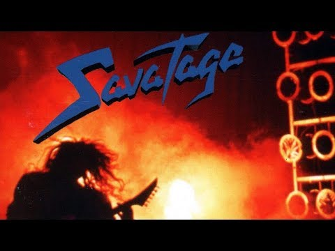 Savatage - City Beneath The Surface (Live)
