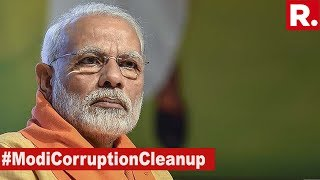 Big Corruption Crack-Down By The Modi Government | The Debate