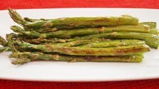 Roasted Asparagus: Recipe: Oven Roasted Asparagus: How To Make-diane Kometa-dishin' With Di #48