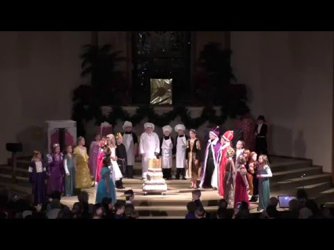 East Texas Christian Academy - Elementary Christmas Program Part 2