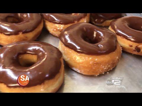 THE ORIGINAL DONUT SHOP SAN ANTONIO | SA LIVE | KSAT 12 NEWS | ELDER EATS