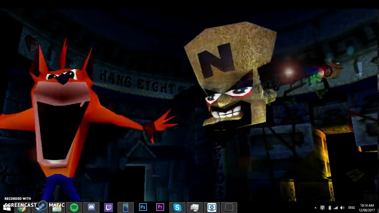 Crash Bandicoot WOAH | Wallpaper Engine
