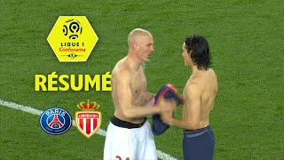 Paris Saint-Germain - AS Monaco ( 7-1 ) - Résu...
