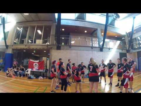 NSW Korfball League Game 3 2017 - Sydney Redbacks (6) vs Newcastle Royals (5)