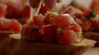 How To Make Balsamic Bruschetta
